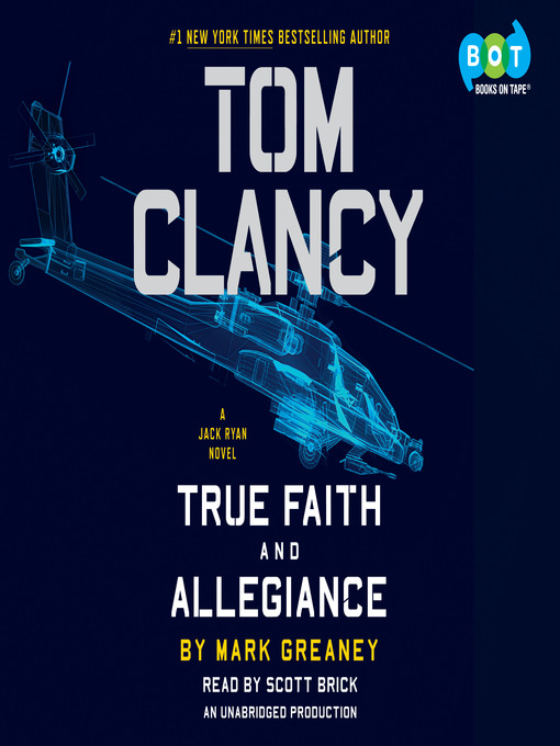 Title details for True Faith and Allegiance by Mark Greaney - Available