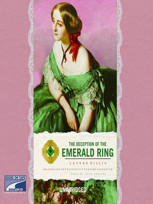 Title details for Deception of the Emerald Ring by Lauren Willig - Available