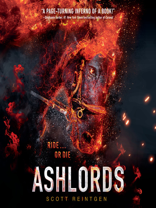 Title details for Ashlords by Scott Reintgen - Wait list