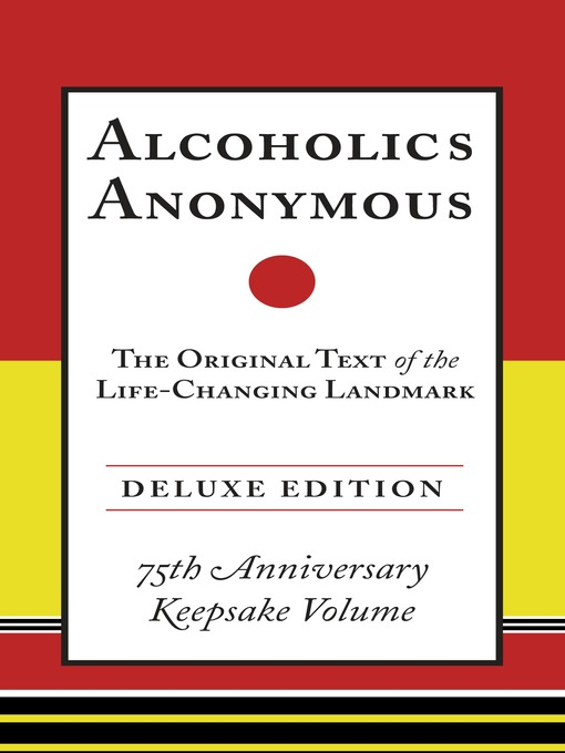 essay on alcoholics anonymous Get access to alcoholics anonymous essays only from anti essays listed results 1 - 30 get studying today and get the grades you want only at.