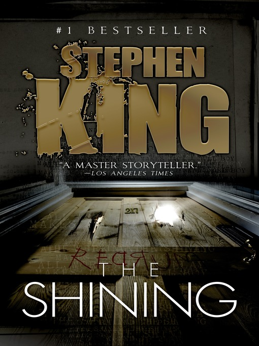 Title details for The Shining by Stephen King - Wait list