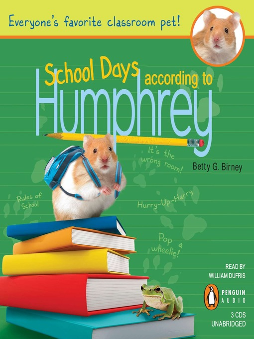 Title details for School Days According to Humphrey by Betty G. Birney - Wait list