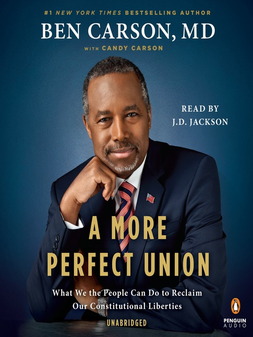 Cover of A More Perfect Union