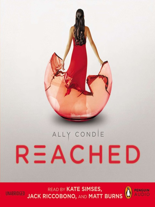 Title details for Reached by Ally Condie - Wait list