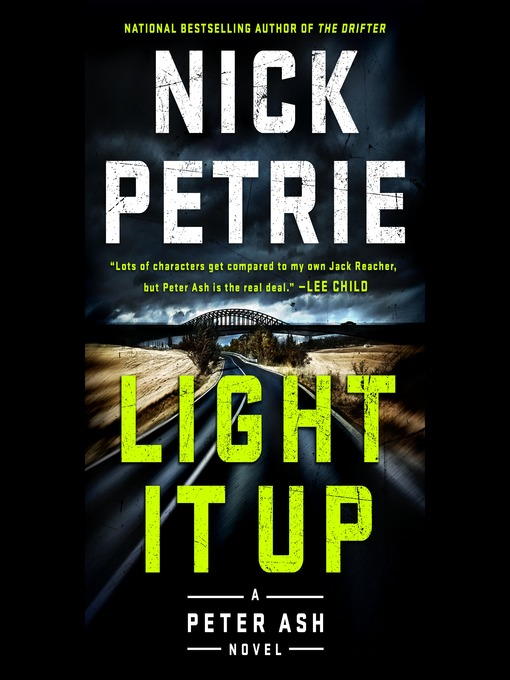 Title details for Light It Up by Nick Petrie - Wait list