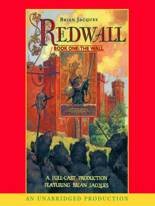 Title details for Redwall, Book 1 by Brian Jacques - Wait list