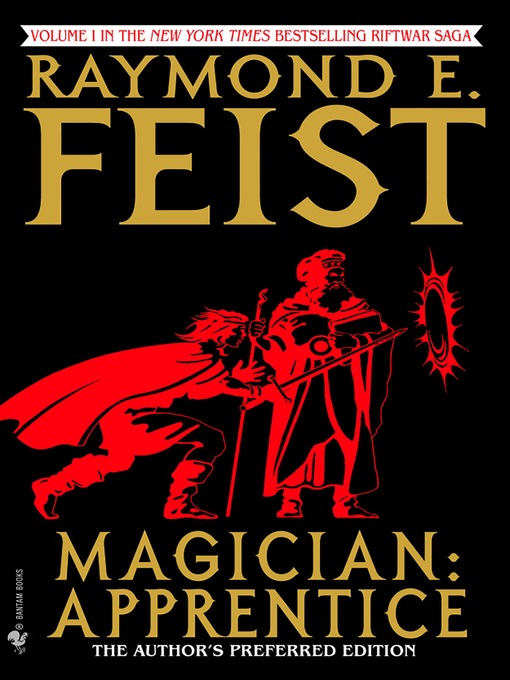 Title details for Magician: Apprentice by Raymond E. Feist - Wait list
