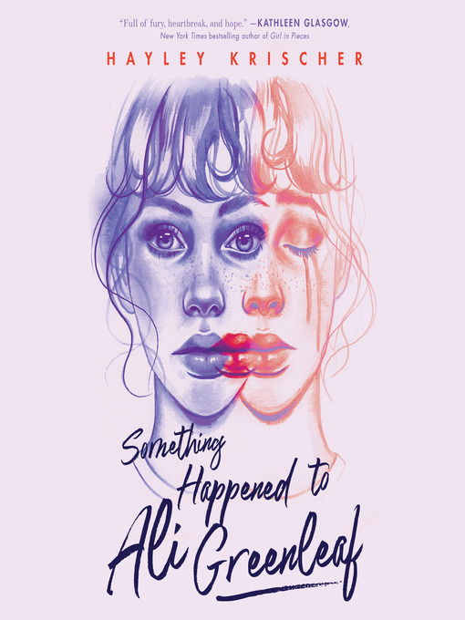 Cover of Something Happened to Ali Greenleaf