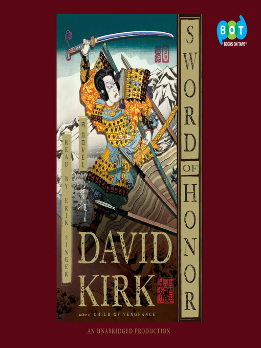 Title details for Sword of Honor by David Kirk - Wait list