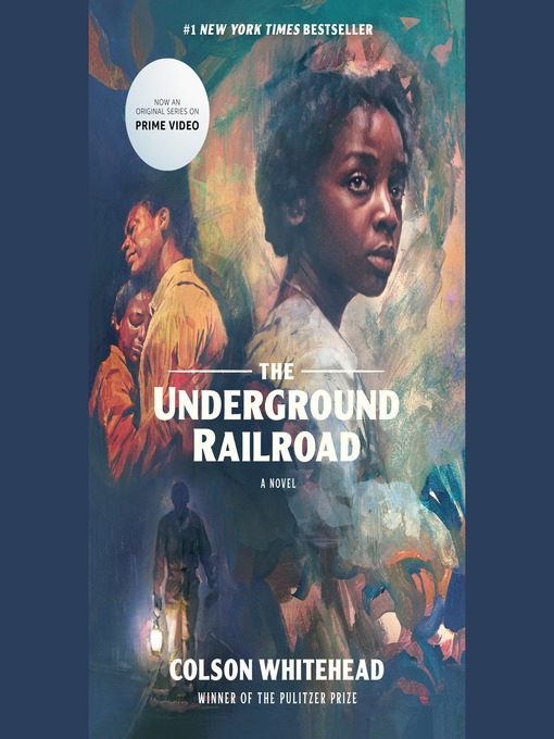 Cover of The Underground Railroad (Oprah's Book Club)