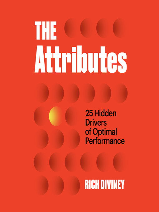 Title details for The Attributes by Rich Diviney - Wait list
