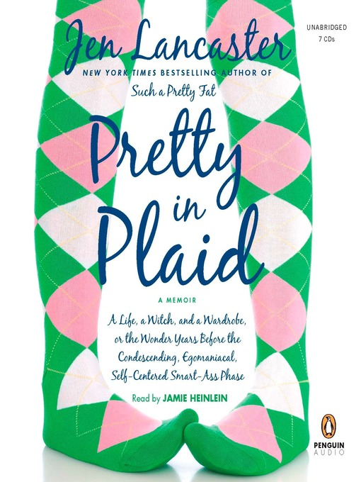 Title details for Pretty In Plaid by Jen Lancaster - Available