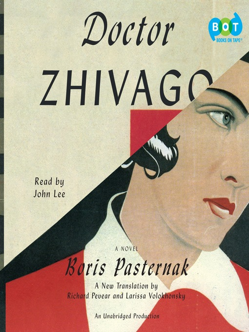 Title details for Doctor Zhivago by Boris Pasternak - Wait list