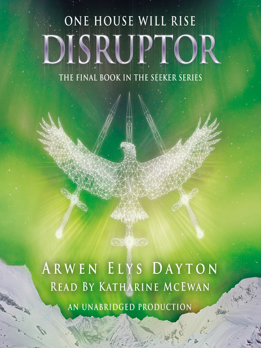 Title details for Disruptor by Arwen Elys Dayton - Available