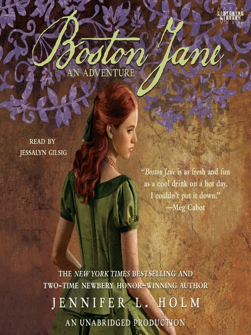 Title details for Boston Jane by Jennifer L. Holm - Available