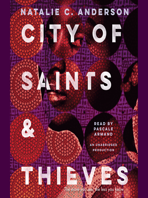 Title details for City of Saints & Thieves by Natalie C. Anderson - Available