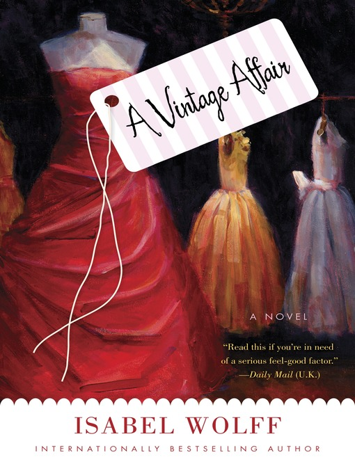 Title details for A Vintage Affair by Isabel Wolff - Wait list