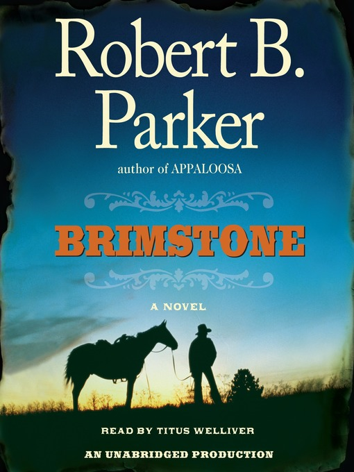 Title details for Brimstone by Robert B. Parker - Available