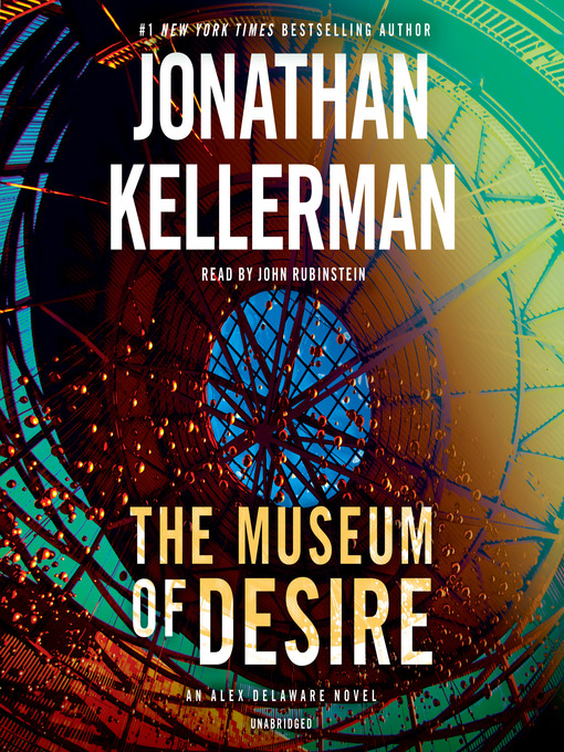 Title details for The Museum of Desire by Jonathan Kellerman - Wait list