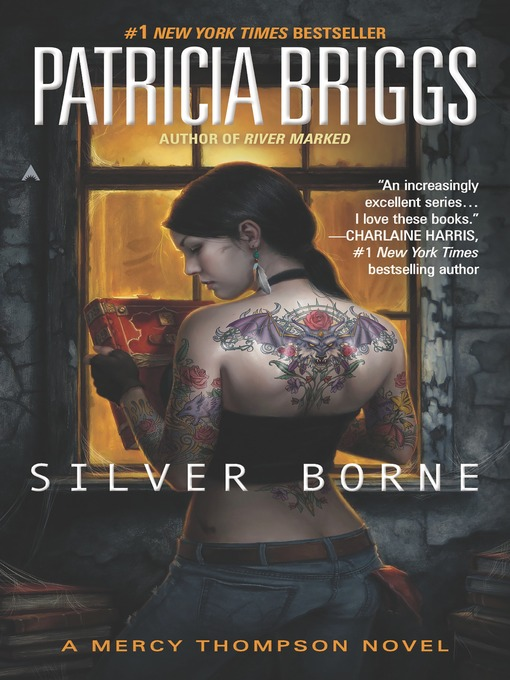 Title details for Silver Borne by Patricia Briggs - Wait list