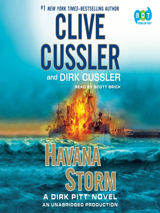 Title details for Havana Storm by Clive Cussler - Available
