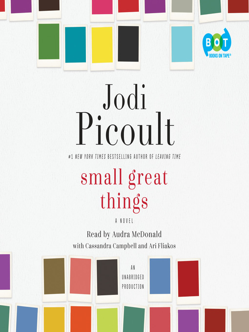 Title details for Small Great Things by Jodi Picoult - Available