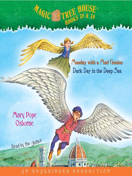 Dark Day in the Deep Sea Magic Tree House     Comprehension Novel