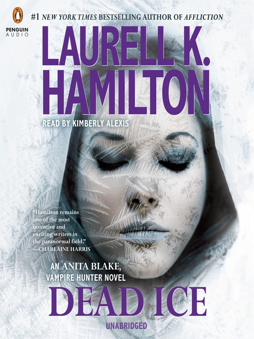 Title details for Dead Ice by Laurell K. Hamilton - Wait list