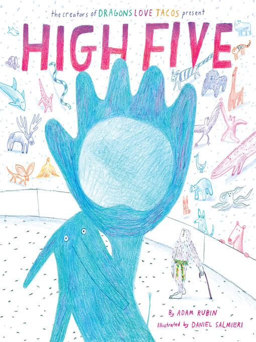 Title details for High Five by Adam Rubin - Wait list