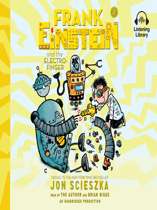 Frank Einstein And The Electro-finger