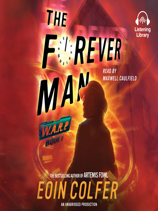 Cover of The Forever Man