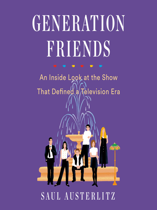 Cover image for book: Generation Friends