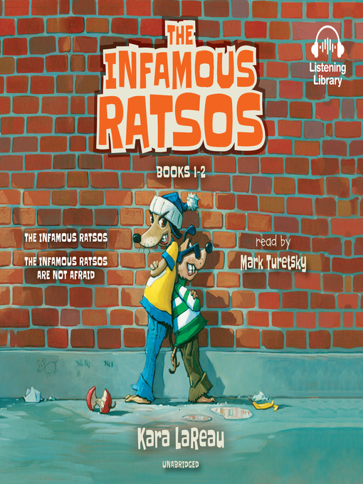 The Infamous Ratsos, Books 1-2