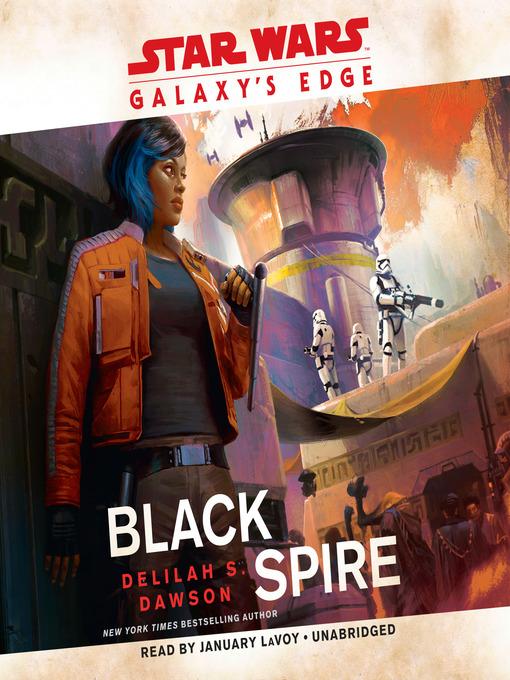 Title details for Black Spire by Delilah S. Dawson - Wait list