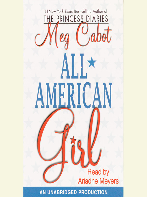 Title details for All-American Girl by Meg Cabot - Wait list