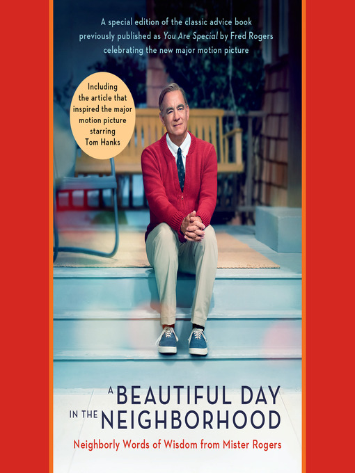 A Beautiful Day In The Neighborhood Movie Tie In Los Angeles Public Library Overdrive