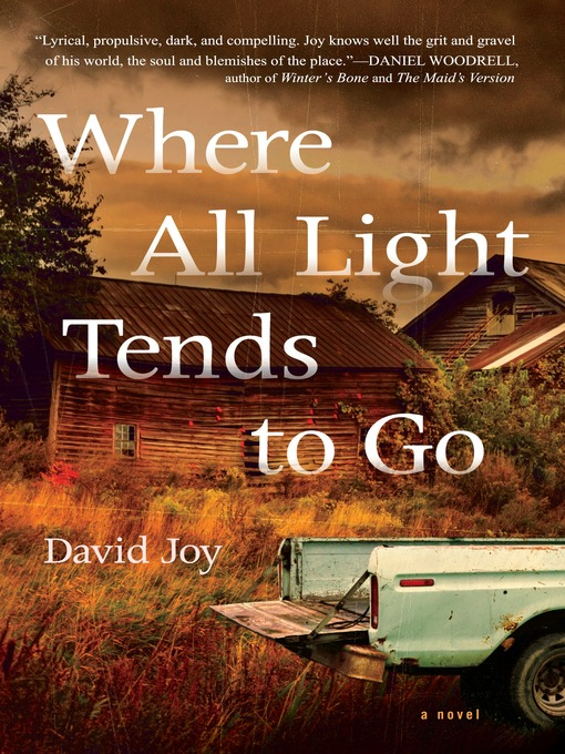 Cover of Where All Light Tends to Go