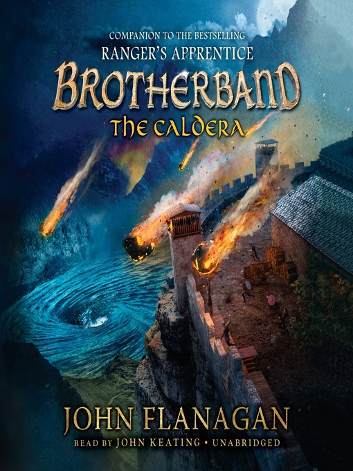 Title details for The Caldera by John Flanagan - Available