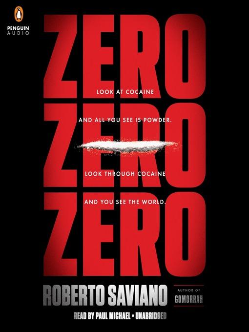 Title details for ZeroZeroZero by Roberto Saviano - Available