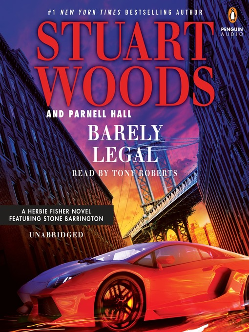 Title details for Barely Legal by Stuart Woods - Available