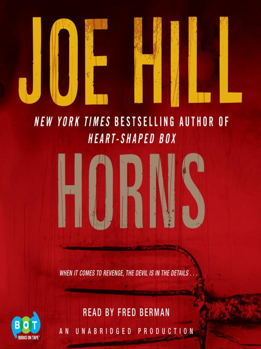 Title details for Horns by Joe Hill - Available
