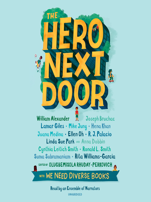 Title details for The Hero Next Door by Olugbemisola Rhuday-Perkovich - Available
