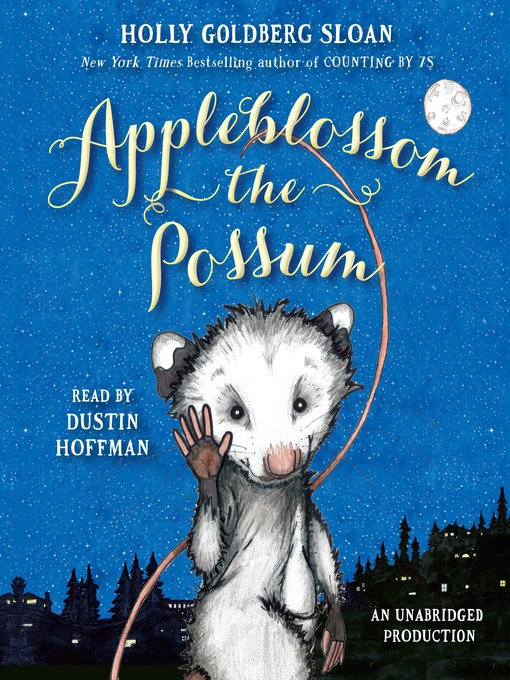 Cover of Appleblossom the Possum