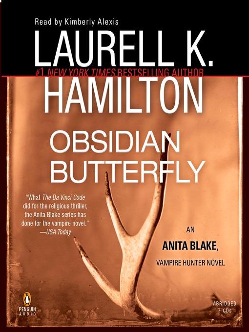 Title details for Obsidian Butterfly by Laurell K. Hamilton - Wait list