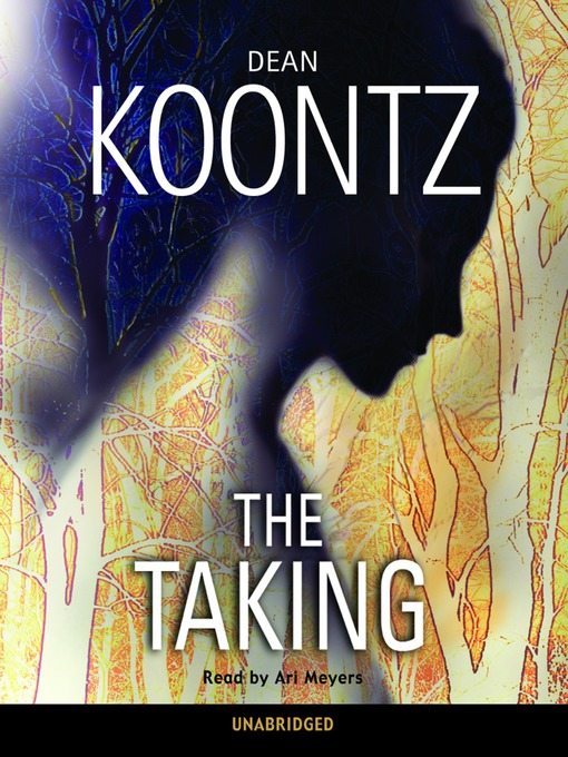 The Taking by Dean Koontz (2004, Hardcover) NEW HCDJ