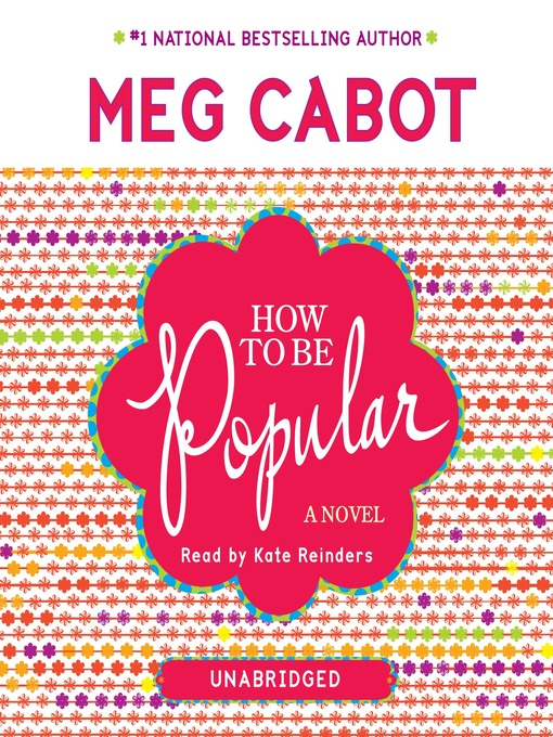 Title details for How to Be Popular by Meg Cabot - Available