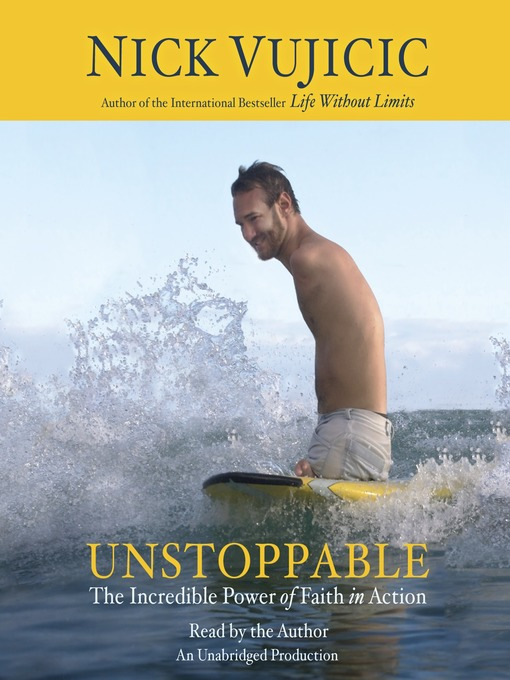Cover of Unstoppable