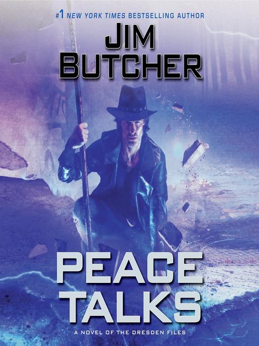 Title details for Peace Talks by Jim Butcher - Wait list