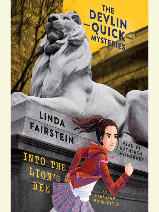 Title details for Into the Lion's Den by Linda Fairstein - Available
