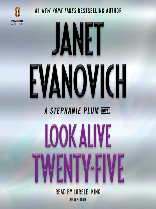 Title details for Look Alive Twenty-Five by Janet Evanovich - Wait list